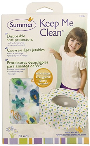 Summer Infant Keep Me Clean Disposable Potty Protectors