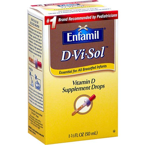 Enfamil D Vi Sol Vitamin with Dropper
