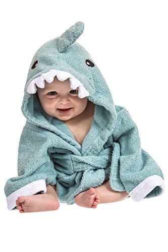 Shark Hooded Towel for Baby