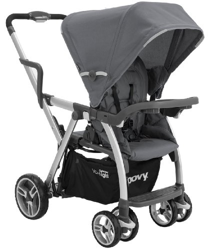 Joovy Caboose Vary Light Double Tandem Stroller