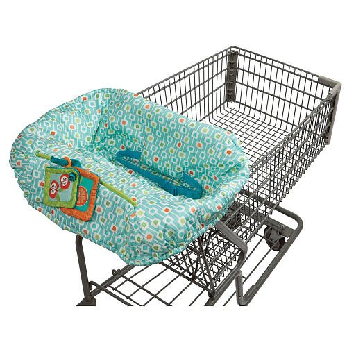 Boppy Protect Me Shopping Cart Cover