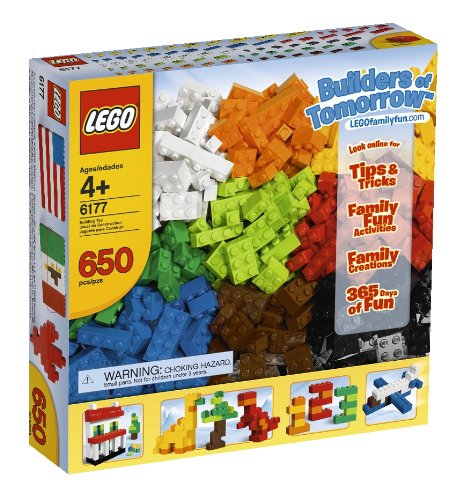 LEGO Bricks & More Builders of Tomorrow
