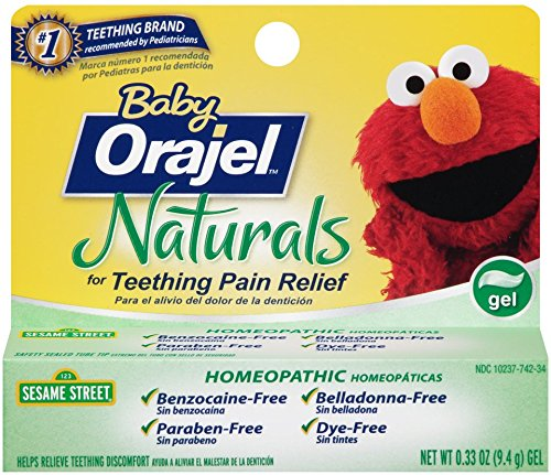 Baby Orajel Remedy For Teething Pain Relief