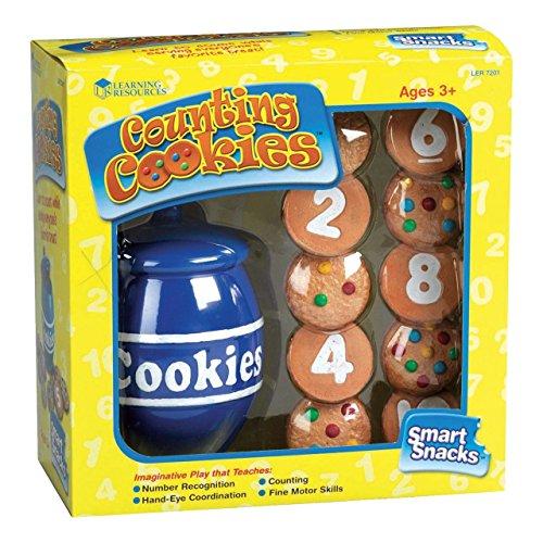 Smart Snacks Counting Cookies