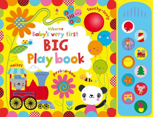 Baby's Very First Big Play Book (Baby's Very First Books)