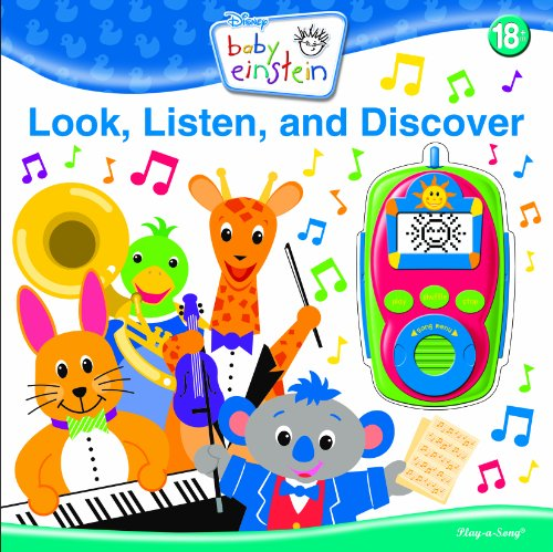 Baby Einstein: Look, Listen, and Discover: Digital Music Player