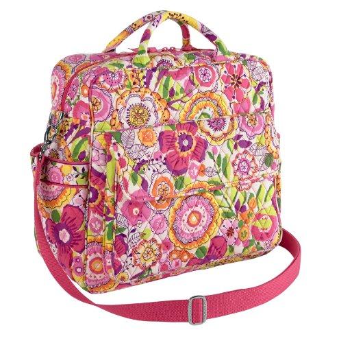 Vera Bradley Convertible Baby Bag
