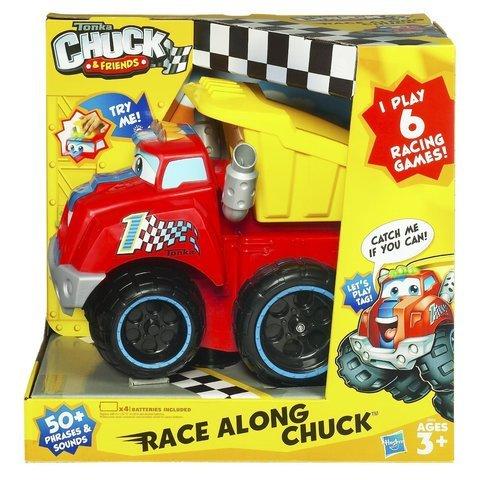 Tonka Race Along Chuck