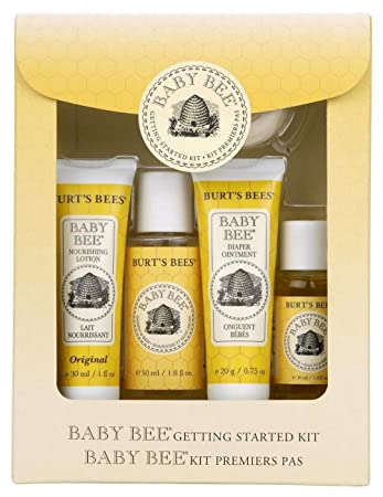 Amazon.com: Burt's Bees Baby Bee Getting Started Gift Set: Baby