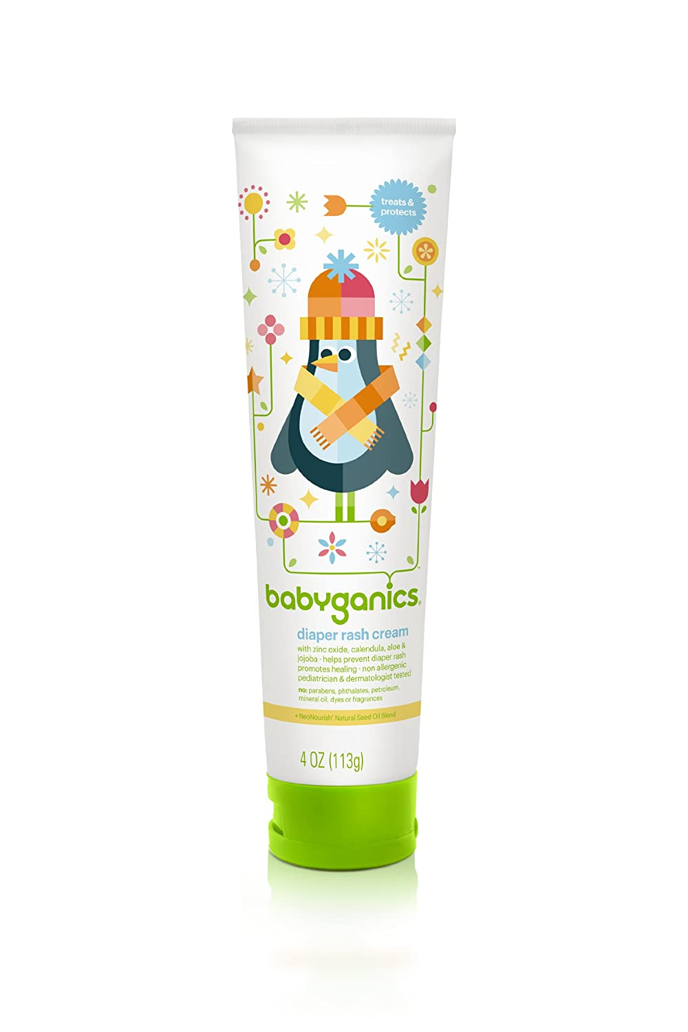 BabyGanics Hiney Helper Soothing Diaper Cream