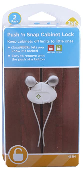 Safety 1st Side by Side Cabinet Door Lock
