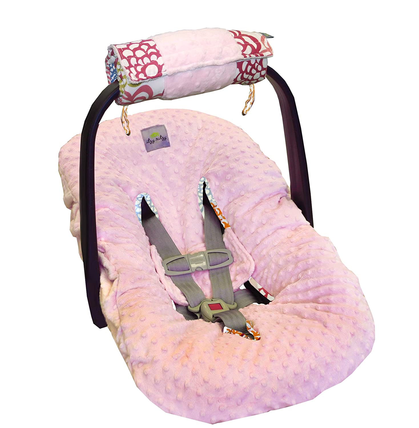 Wrap & Roll Infant Carrier Arm Pad & Tummy-Time Mat