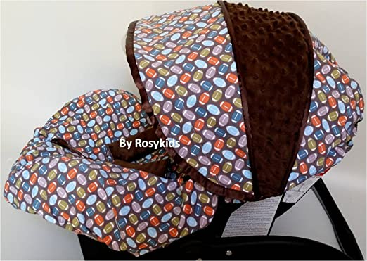 Amazon Infant Carseat Canopy Cover 3 Pc Whole Caboodle Baby Car Seat