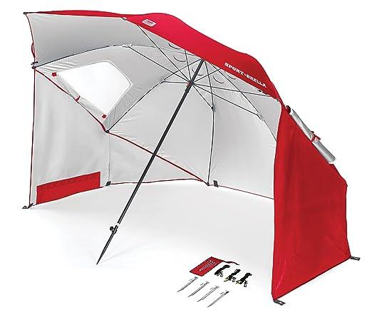 Amazon.com: Sport-Brella Umbrella, Red: Sports & Outdoors